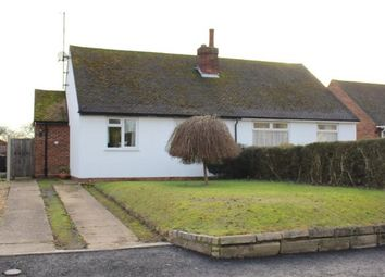 Thumbnail 2 bed bungalow to rent in Grange Lane, Cople