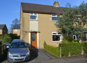 Thumbnail 2 bedroom semi-detached house for sale in Moor Bottom Road, Illingworth, Halifax