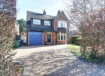 Thumbnail 4 bed detached house for sale in Davis's Close, Kirk Ella, Hull