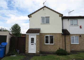 Thumbnail 2 bed semi-detached house to rent in Thorness Close, Alvaston, Derby