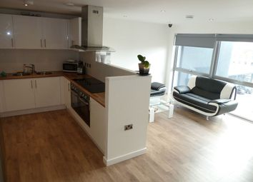 Thumbnail 5 bedroom flat to rent in Quailty Apartment - St Mary's House, London Road, Sheffield