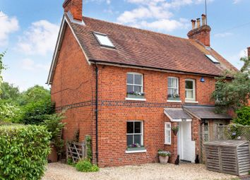 Thumbnail 3 bed semi-detached house for sale in Mill Road, Shiplake, Oxfordshire