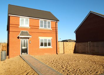 Thumbnail 3 bed detached house for sale in Chapel Lane, Great Blakenham, Ipswich