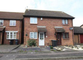 Thumbnail 2 bed end terrace house for sale in Henley Deane, Northfleet, Gravesend, Kent