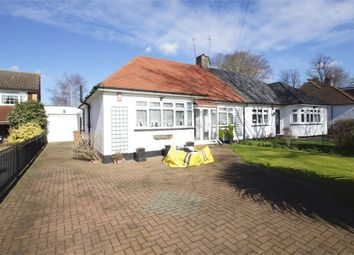 Thumbnail 2 bed semi-detached bungalow for sale in High Beeches, Sidcup, Kent