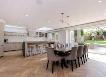 Thumbnail 6 bed property to rent in Bathgate Road, Wimbledon Village