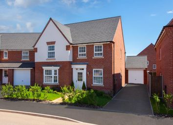 "4 bed detached house for sale in ""Millford"" at Alton Way, Littleover, Derby DE23"