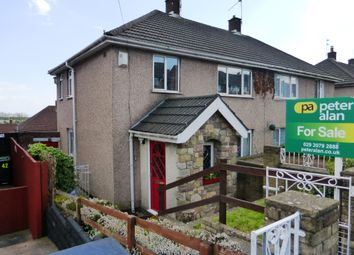 Thumbnail 3 bedroom semi-detached house for sale in Letterston Road, Rumney, Cardiff
