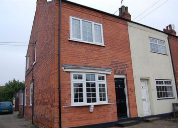 Thumbnail 2 bed end terrace house to rent in High Street, Retford, Notts
