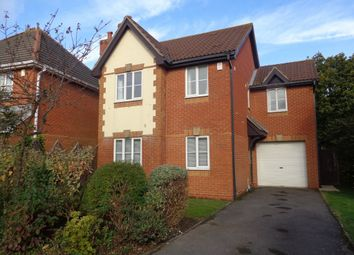 Thumbnail 4 bed detached house to rent in Lockswood Keep, Moorland Close, Locks Heath, Southampton