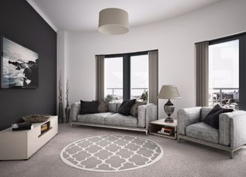 Thumbnail 3 bed flat for sale in Northill Apartments, Fortis Quay, Salford
