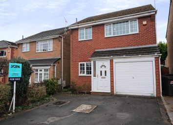 Thumbnail 3 bed detached house for sale in Bosden Close, Handforth, Wilmslow