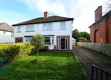 Thumbnail 3 bed semi-detached house for sale in Queensfort Park, Carryduff, Belfast