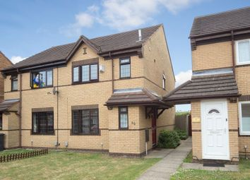 Thumbnail 3 bed semi-detached house for sale in The Paddocks, Flitwick, Bedford