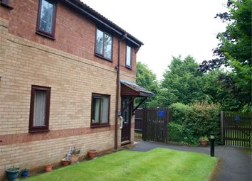 Thumbnail 2 bedroom maisonette for sale in Ladywell Close, Stretton, Burton-On-Trent, Staffordshire