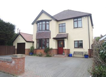 Thumbnail 4 bed detached house for sale in Russell Road, Clacton-On-Sea