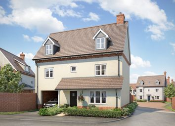 Thumbnail 4 bed semi-detached house for sale in Nine Acres, Factoryhill, Tiptree, Colchester