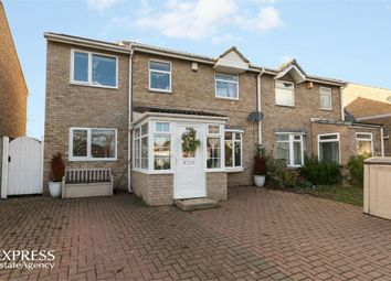 Thumbnail 5 bed semi-detached house for sale in Zetland Hunt, Newton Aycliffe, Durham