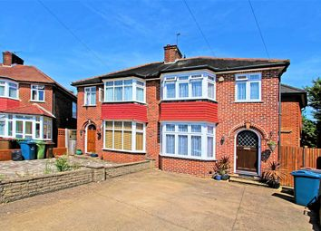 Thumbnail 4 bedroom semi-detached house for sale in Gyles Park, Stanmore