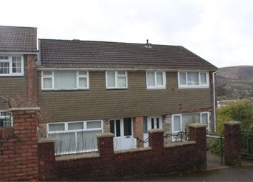 Thumbnail Semi-detached house for sale in Bodringallt, Ystrad, Pentre, Rhondda Cynon Taff.