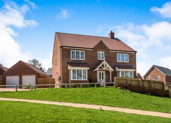 Thumbnail 5 bed detached house to rent in Wheelwright Drive, Eccleshall, Stafford