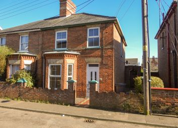 Thumbnail 3 bed semi-detached house for sale in Eastward Ho, Leiston
