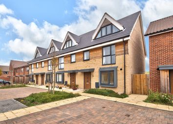 Thumbnail 3 bed end terrace house for sale in Hudson Road, Upper Cambourne, Cambridge