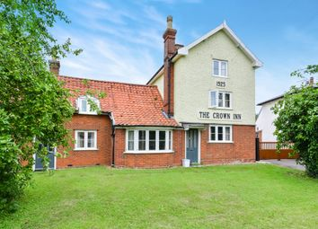 Thumbnail 6 bed detached house for sale in Common Road, Shelfanger, Diss