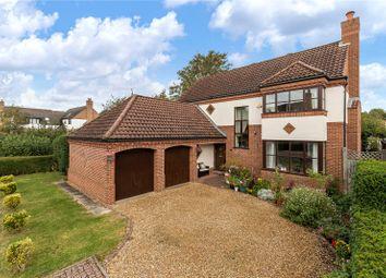 Elizabeth Drive, Hartford, Huntingdon, Cambridgeshire PE29. 4 bed detached house