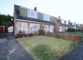 Thumbnail 3 bed semi-detached house for sale in Langden Crescent, Bamber Bridge, Preston