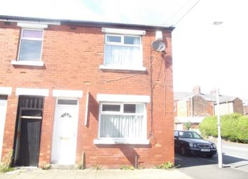 Thumbnail 2 bed end terrace house to rent in Lonsdale Road, Preston