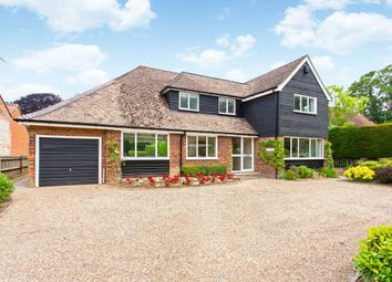 Thumbnail 4 bed detached house to rent in Easton, Winchester