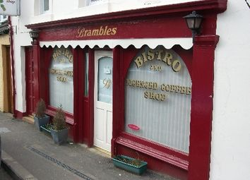 Thumbnail 2 bed terraced house for sale in Glenluce, Dumfries & Galloway