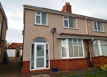 Thumbnail 3 bed semi-detached house for sale in First Avenue, Flint, Flintshire
