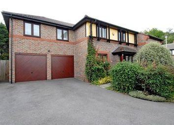 Thumbnail 5 bed detached house for sale in Tarragon Close, Bracknell, Berkshire