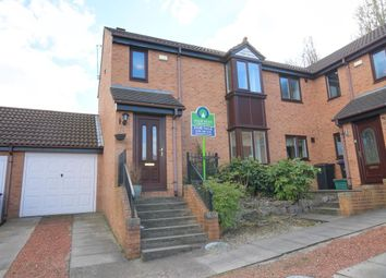Thumbnail 3 bed semi-detached house for sale in Ashton Rise, Chester Le Street