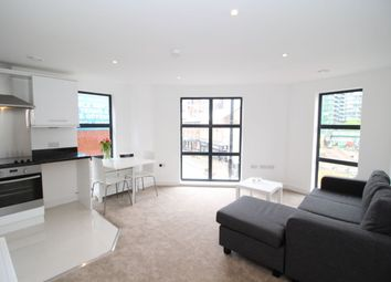 Thumbnail 2 bed flat to rent in Caxton Street, Salford