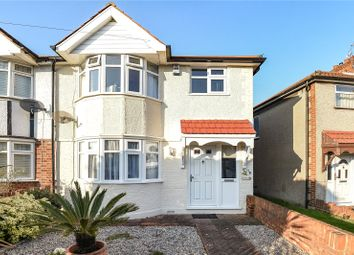 Thumbnail 3 bed end terrace house for sale in Ferrymead Avenue, Greenford, Middlesex