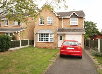 Thumbnail 4 bed detached house for sale in Peverel Drive, Whittington, Oswestry