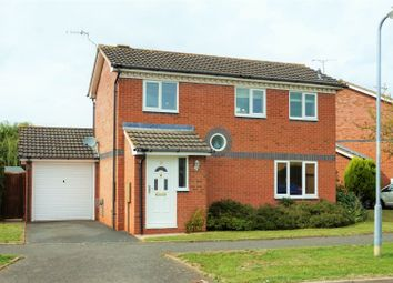 Thumbnail 3 bed detached house for sale in Chelmsford Drive, Worcester
