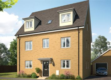Thumbnail 4 bedroom detached house for sale in Rivenhall Park, Forest Road, Witham