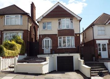 Thumbnail 3 bed detached house for sale in Avebury Avenue, Leicester, Leicestershire, England