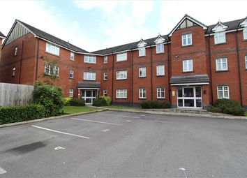 Thumbnail 2 bed flat for sale in Linnyshaw Close, Bolton