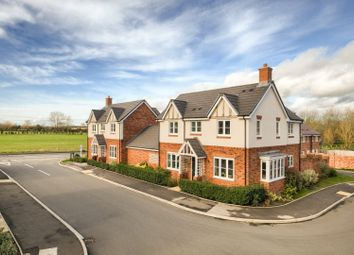 Thumbnail 4 bed detached house for sale in Gosney Fields, Pinvin, Pershore, Worcestershire