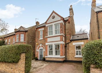 Thumbnail 5 bed detached house for sale in Stanley Road, Teddington, London