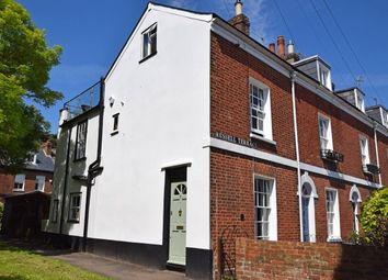 Thumbnail 3 bed flat to rent in Russell Terrace, Exeter