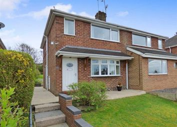 Thumbnail 3 bedroom semi-detached house for sale in Ian Road, Newchapel, Stoke-On-Trent