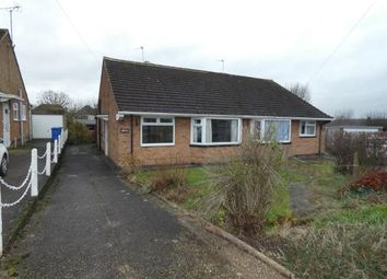 Thumbnail 2 bedroom bungalow for sale in Ravensdale Road, Allestree, Derby, Derbyshire