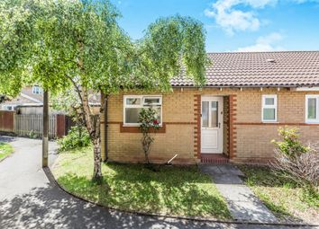 Thumbnail 1 bed terraced bungalow for sale in Lapwing Close, Penarth