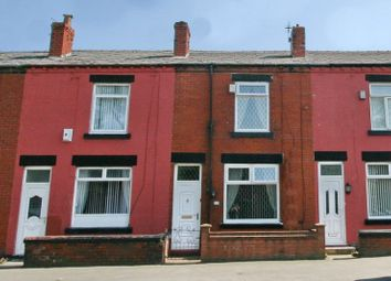 Thumbnail 2 bedroom terraced house for sale in Cleggs Lane, Little Hulton, Manchester